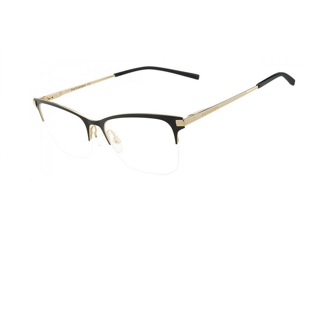 Armação Óculos de Grau Ana Hickmann AH1305 09A - Óticas Totus 2fbc2efca5