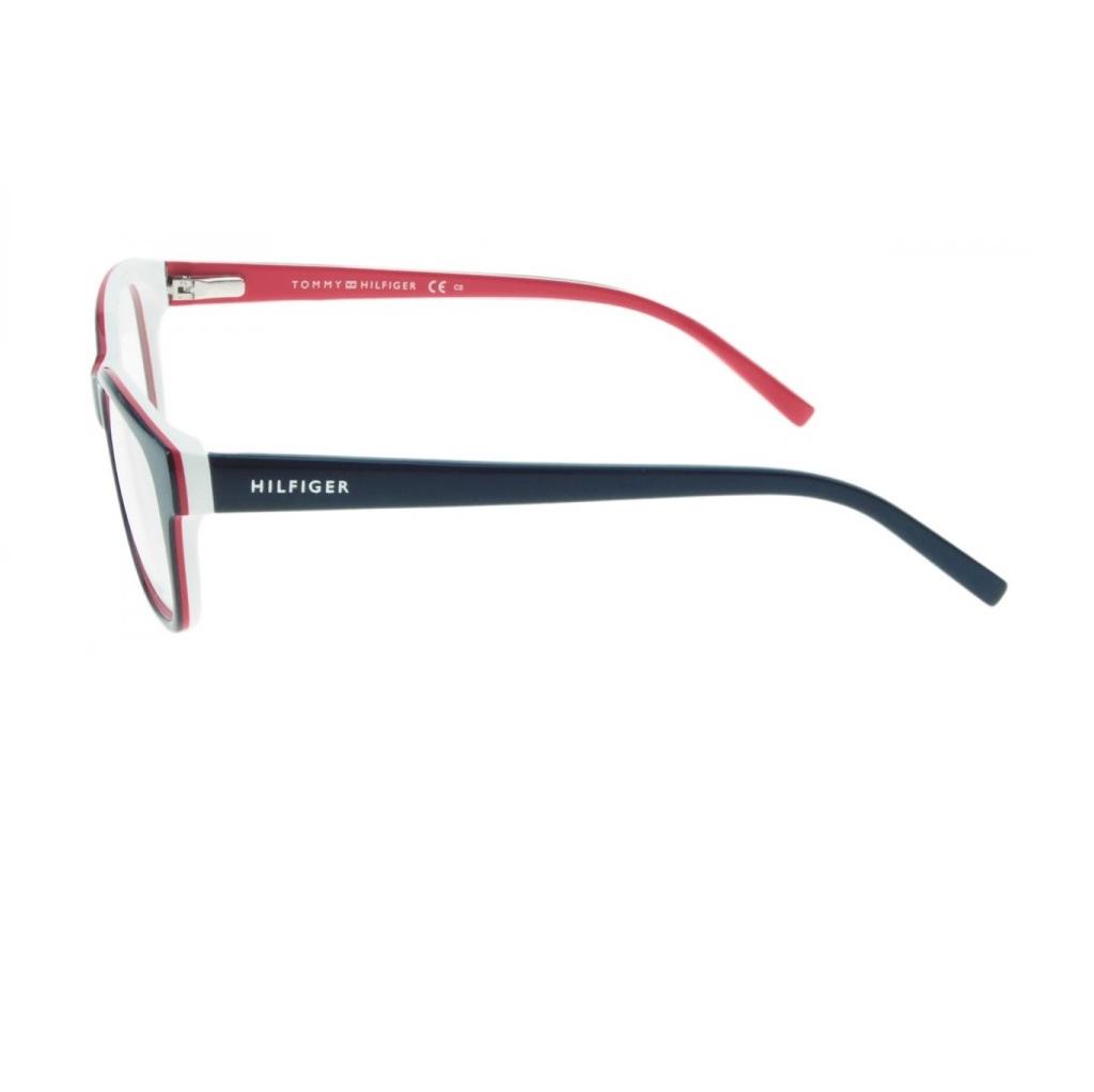 Armação Óculos de Grau Tommy Hilfiger TH1017 UNN - Óticas Totus 18b850c18e8