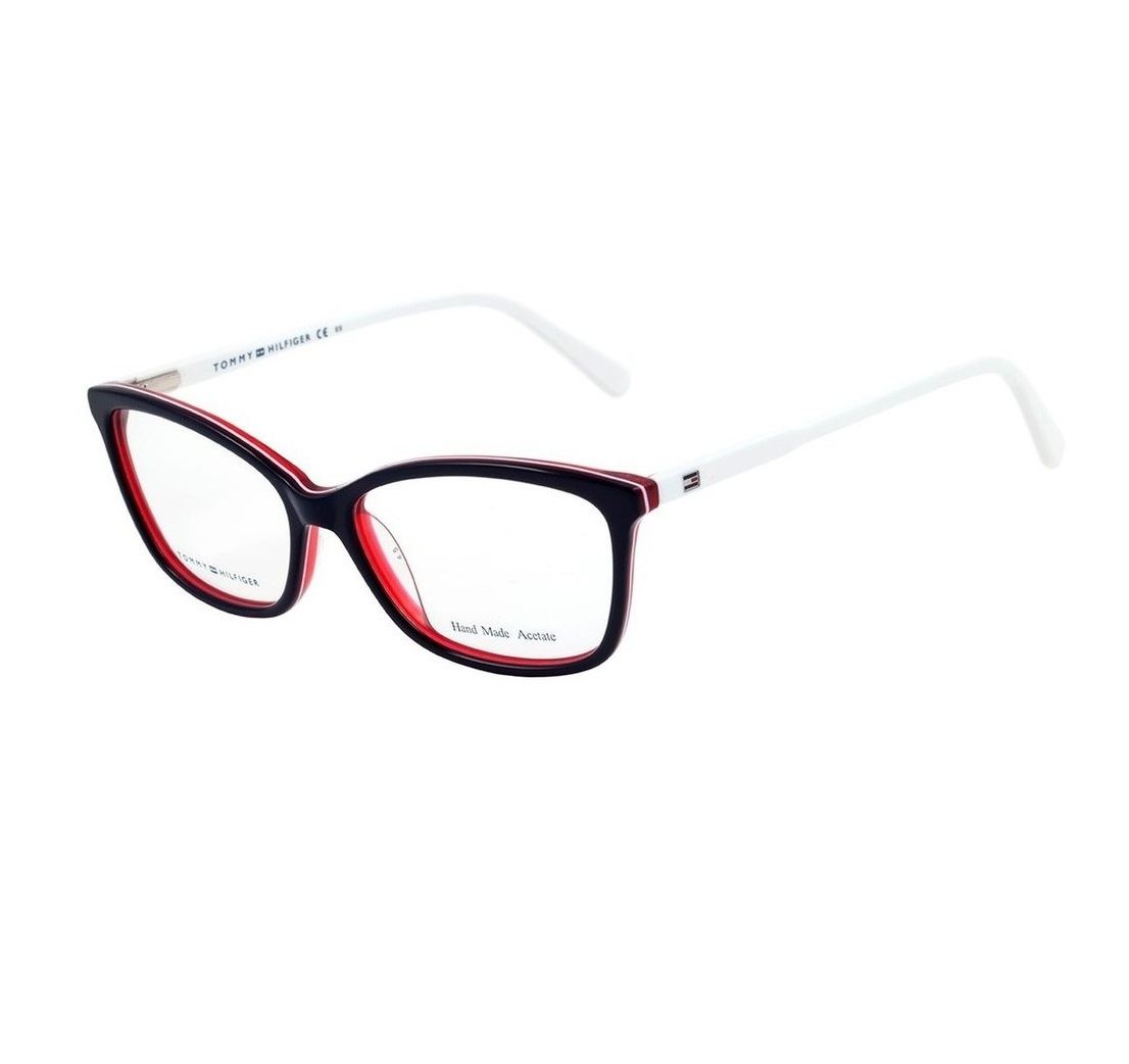 fb126bfcf475c ... Armação Óculos de Grau Tommy Hilfiger TH1318 VN5. 🔍. Adicionar aos  favoritos
