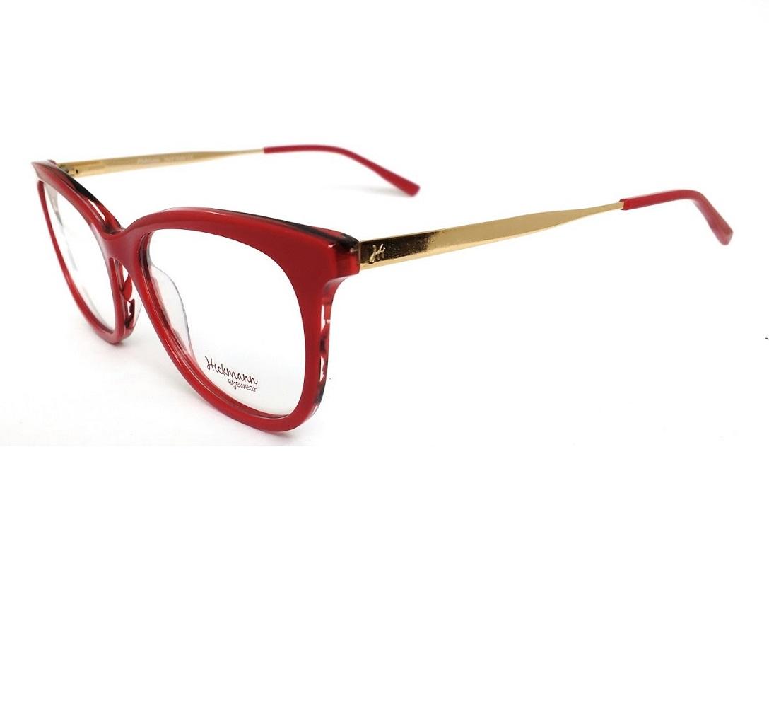 ... Feminino   Armação Óculos de Grau Hickmann HI 6079 H04 5,2 cm. 🔍.  Adicionar aos favoritos 4af6d24e67