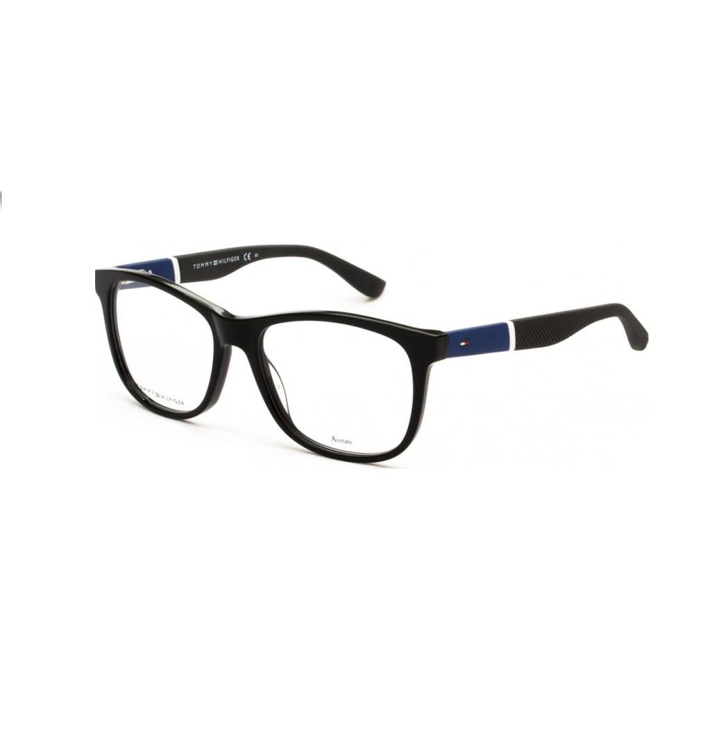 6f9908b14 Armação de Óculos de Grau Tommy Hilfiger TH1406 FMV 5,4 cm - Óticas ...