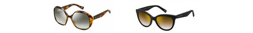 Óculos da marca internacional Marc Jacobs